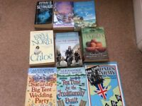 Job lot of books some as new