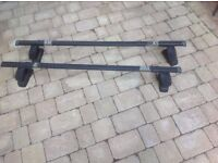 Mont Blanc Roof bars Vauxhall Astra hatchbach 2004 to 2009