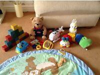 Baby /toddler toy bundle