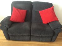 Lazy boy reclining sofa and 2 chairs. Excellent condition