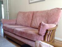 3 piece Suite Ercol furniture