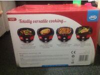 Go chef - 8 in 1 mini cooker £35.00