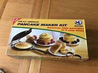 Brand new pancake maker set