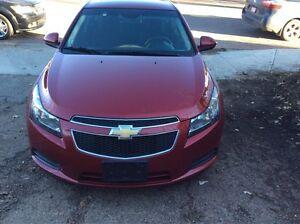 2014 Chevrolet Cruze 1LT   $$ LOW LOW PAYMENTS $$ Edmonton Edmonton Area image 2