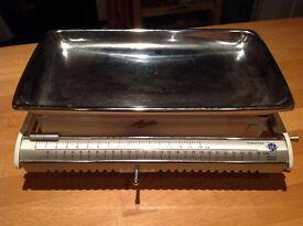 Vintage EKS Swedish Scales