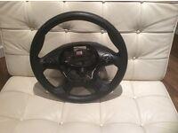 Genuine ford transit custom van steering wheel