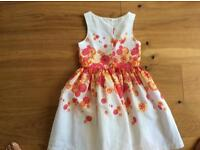 Girls Party/summer dress age 8