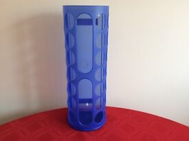 Ikea Blue Carrier Bag Storer - As New Condition
