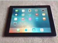 IPAD 2 FULL WORKING ORDER WITH CHARGER, SCREEN UNMARKED DUE TO PROTECTOR,FEW MARKS ON BACK, £95