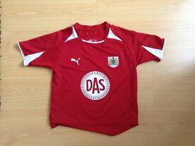 Bristol City Shirt
