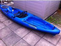 Tarpon 120 kayak in very good condition