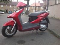 Honda Dylan Stolen Recovered Starts And Runs Needs Cosmetic Work