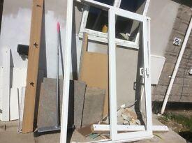 Double glazed internal sliding doors