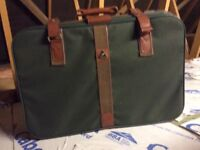 Green Carvel Soft Suitcase
