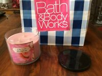 BATH AND BODY WORK 3 WICK CANDLE