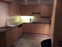 Entire kitchen with appliances