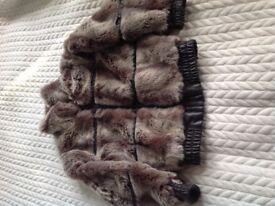 Next furry jacket