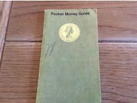 Pocket money guide