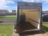 I for Williams BV85G box trailer