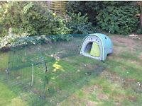 Rabbit/chicken igloo