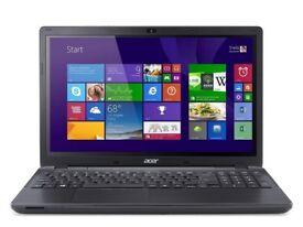 FAST 15.6''-HD ACER Aspire E 15 Laptop: *Intel Dual Core 2.16GHz*8GB*500GB*Win10*Office2016Pro/VGC
