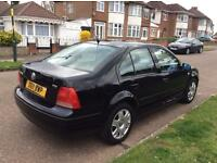 VOLKSWAGEN BORA 1.9 RED TDI PD 115 SE 6 12 MONTHS MOT NONE OWNER FROM NEW DRIVES PERFECT