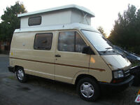 renault camper van diesel