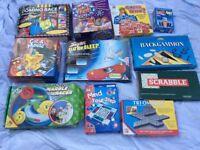 Multiple board games 3
