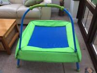 Junior trampoline