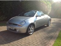 Ford Streetka Convertible, all ready for Summer