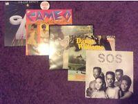 SOUL / FUNK, ETC. - BUNDLE OF 5 CLASSIC ALBUMS ! CAMEO.....