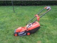 "Flymo""Visimo"" - electric lawn mower"