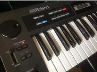 Roland Alpha Juno 2 classic analog polysynth