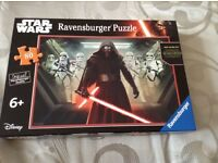 Star Wars Kylo Ren Jigsaw 80 pieces