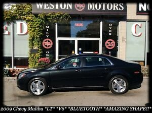 2009 Chevrolet Malibu LT* V6* SUNROOF* BLUETOOTH