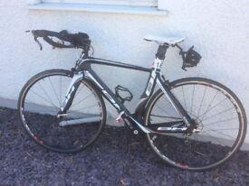BH TT carbon fibre aero bike (small - medium)