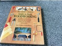 Guide to basic woodworking book