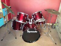 Tornado Drum kit