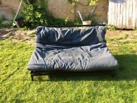 Double metal Ikea futon/sofa bed could deliver OX29 or OX4
