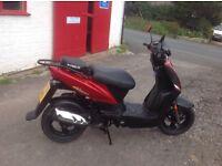 2006 Kymco Agility 50cc Scooter