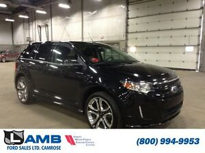 2014 Ford Edge Sport AWD 400A Moonroof Navigation Power Liftgate