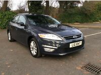 Oct 2012 Ford Mondeo Zetec 140 Full Service History only £4950