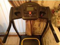 Karrimor motorised treadmill