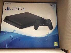 Sony PS4 - Brand New, In Box, Unopened.