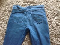 Brand new Marks and spencer sculpt and lift jeans 18 short