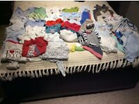 Boys baby clothes 0 to 3 months over 70 items