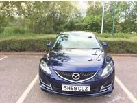 MAZDA 6 TS 4 Doors 2009 Model Low Mileage