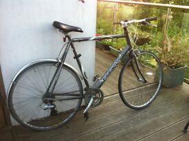 Road bike Racer - Saracen Opus 7005