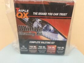 Ultimate Complete valeting kit new