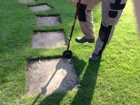 Easy Edger garden tool